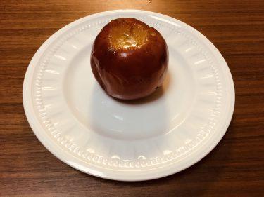 免疫力UPに炊飯器で焼きリンゴ!