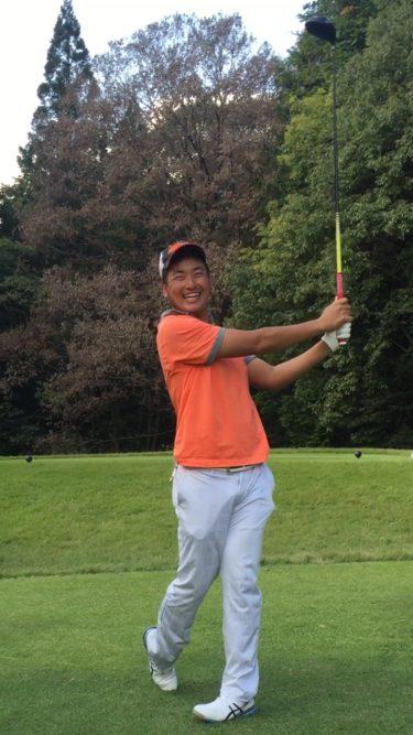 【ゴルフ】小西プロ