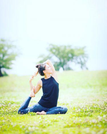 【Yoga】Ayanoインストラクター